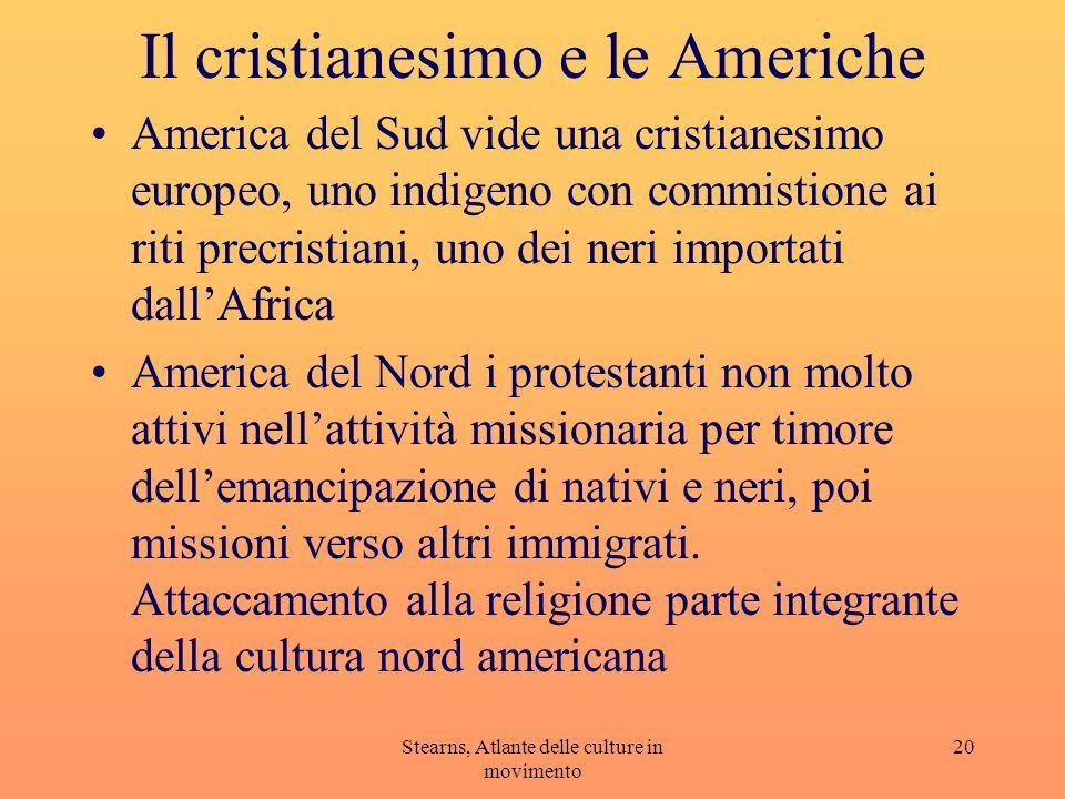 Il cristianesimo e le Americhe