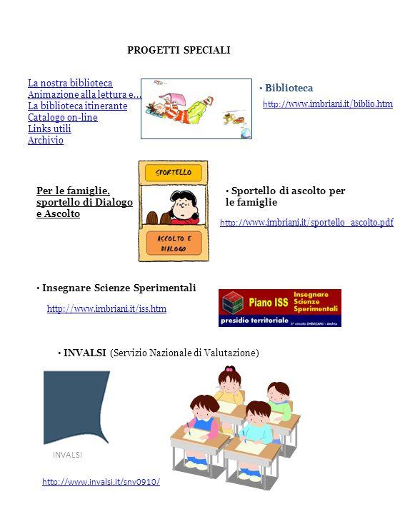 Animazione alla lettura e... La biblioteca itinerante Catalogo on-line