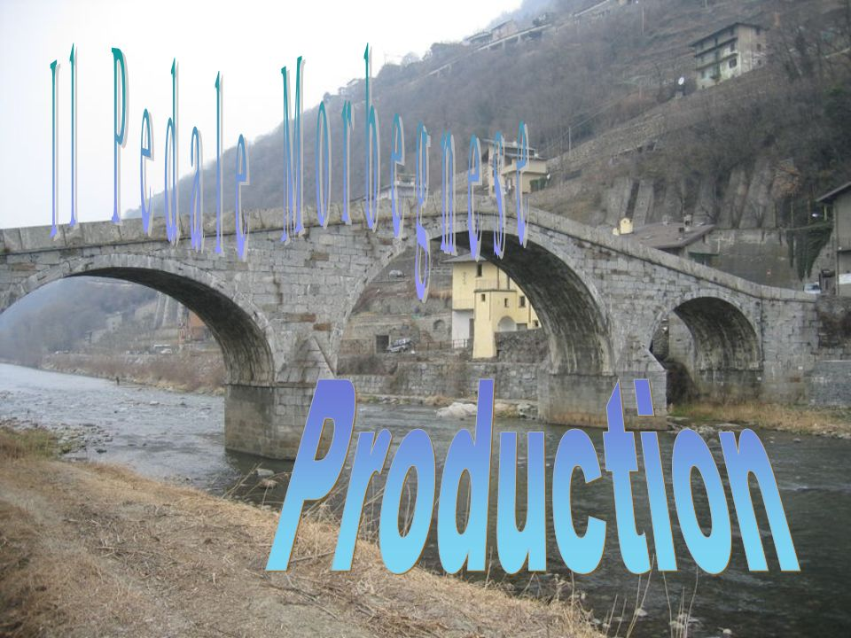 Il Pedale Morbegnese Production