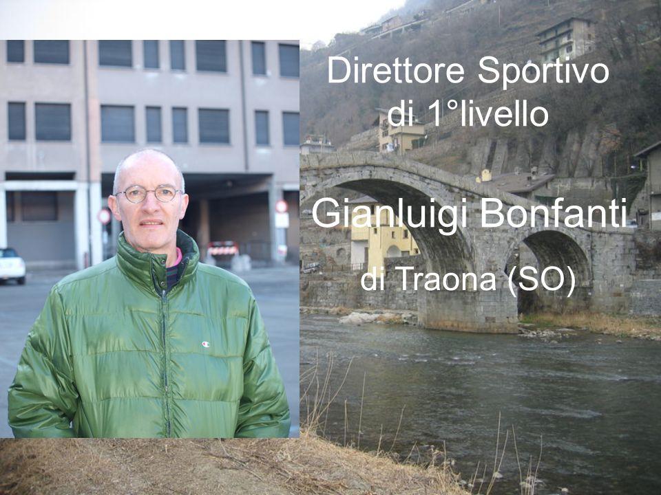 Direttore Sportivo di 1°livello