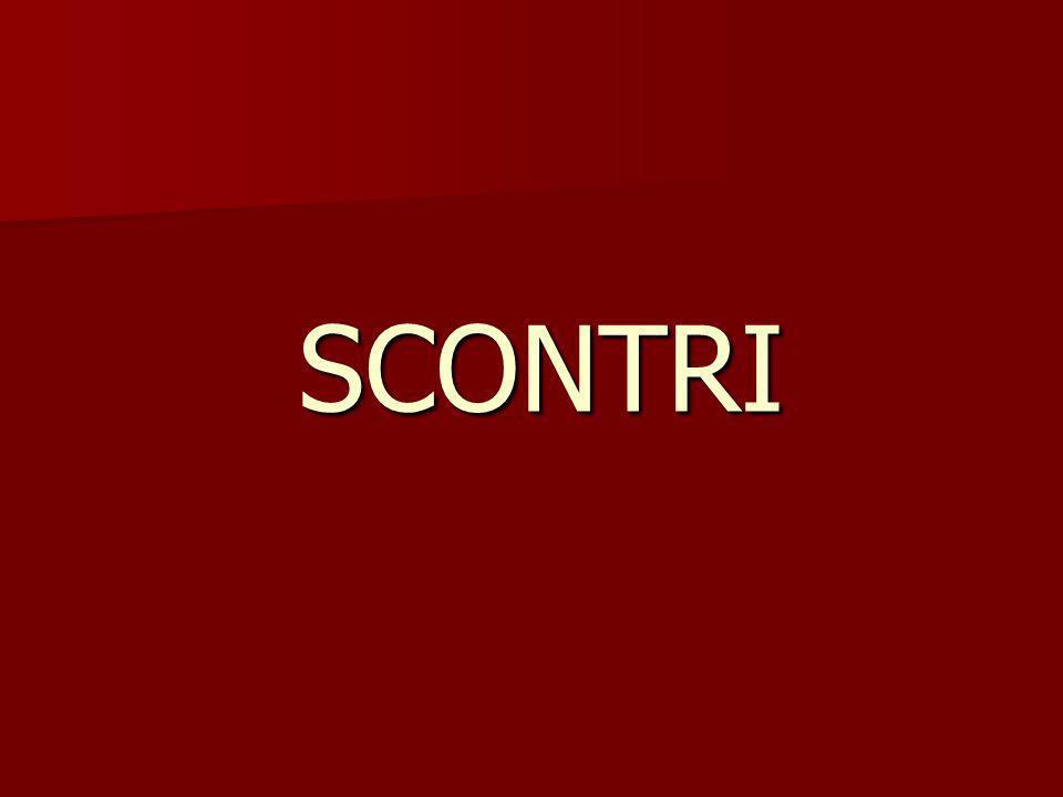 SCONTRI