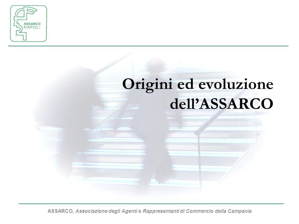 Origini ed evoluzione dell'ASSARCO