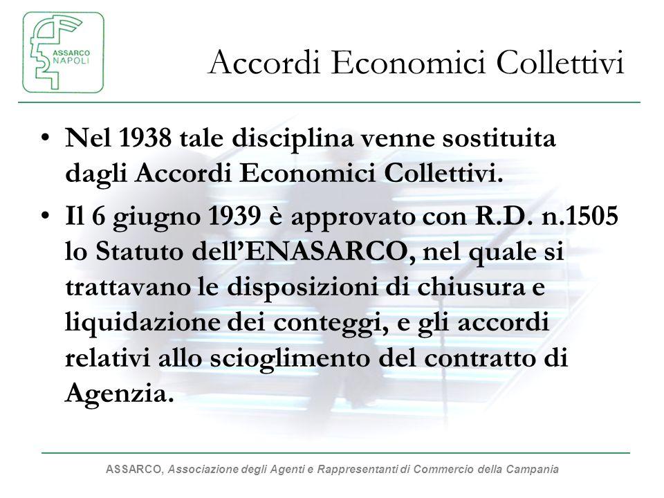 Accordi Economici Collettivi
