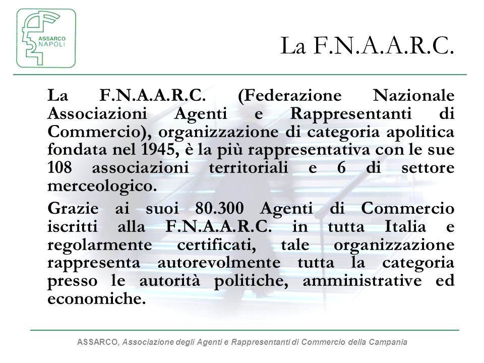 La F.N.A.A.R.C.