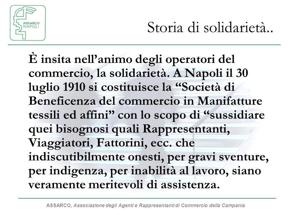 Storia di solidarietà..