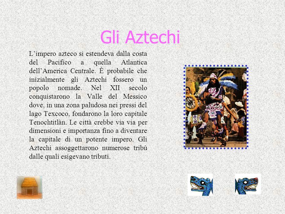 Gli Aztechi