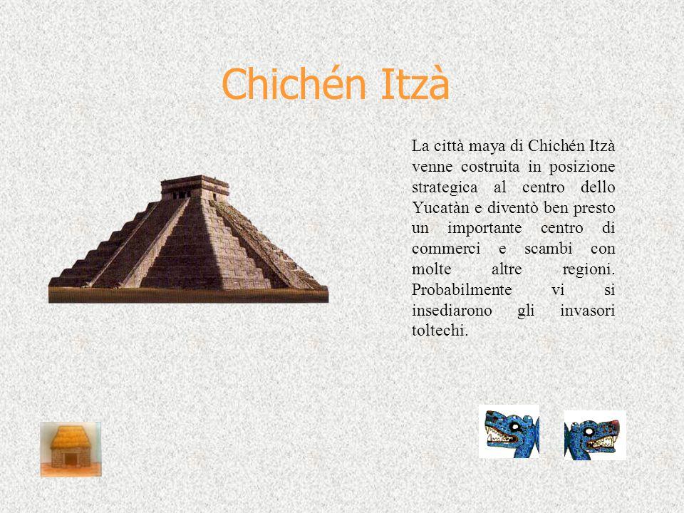 Chichén Itzà