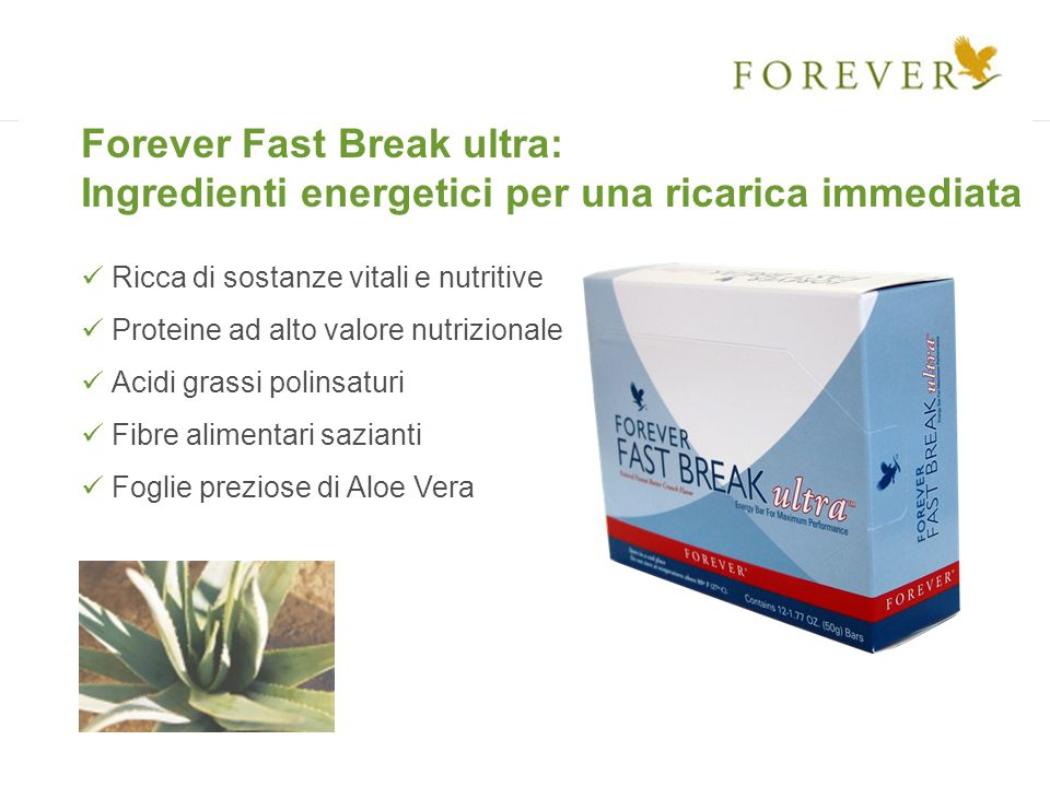 Forever Fast Break ultra: