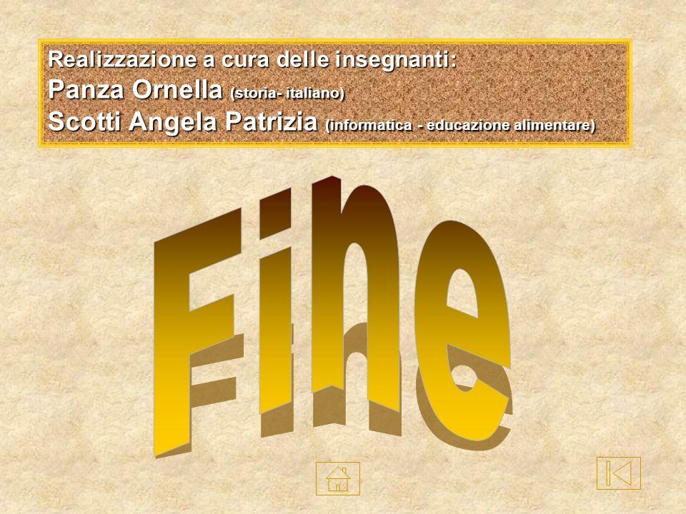 Fine Panza Ornella (storia- italiano)