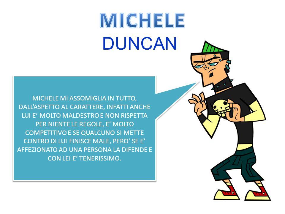 MICHELE DUNCAN.