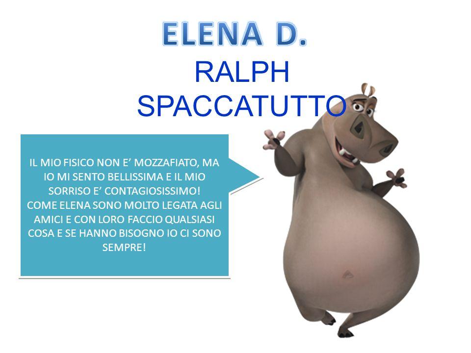 ELENA D. RALPH SPACCATUTTO