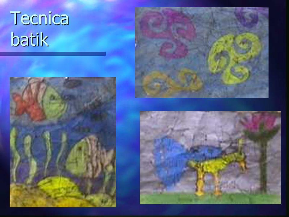 Tecnica batik