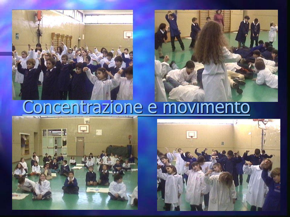 Concentrazione e movimento