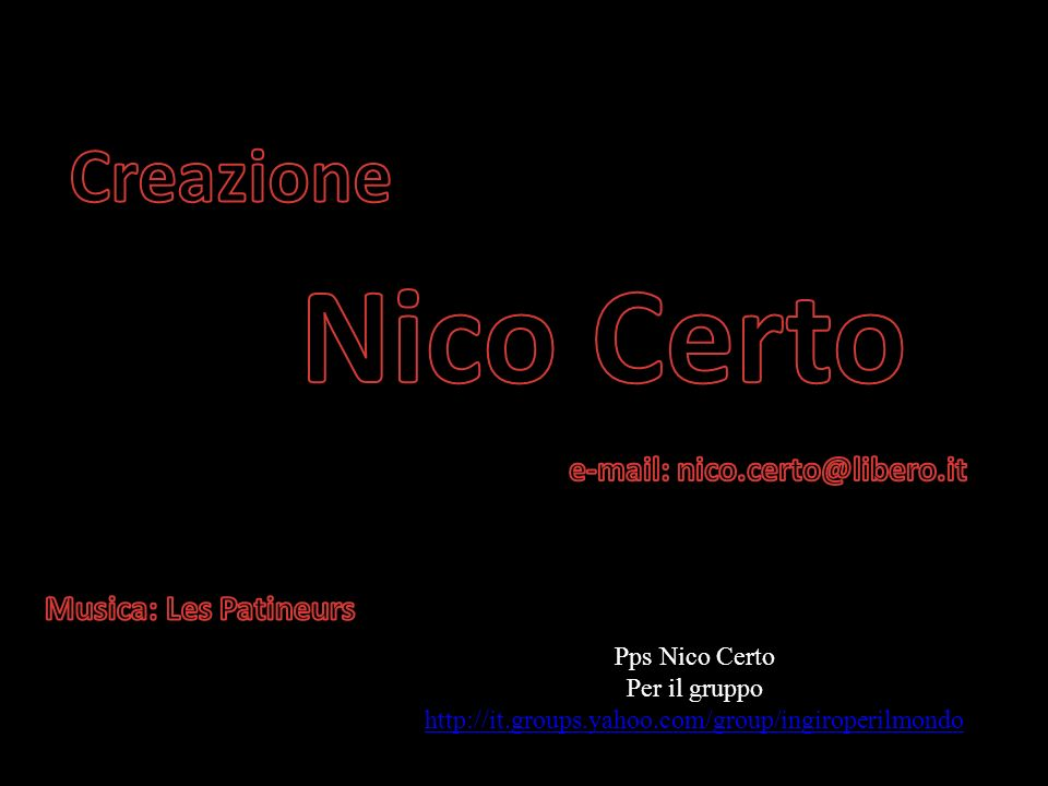 e-mail: nico.certo@libero.it