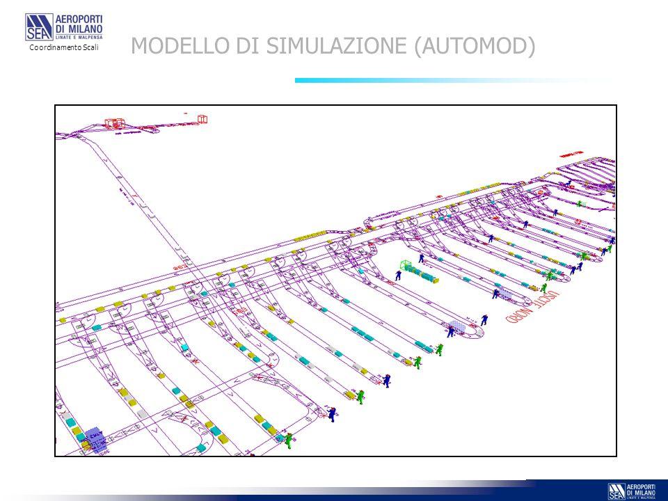 MODELLO DI SIMULAZIONE (AUTOMOD)