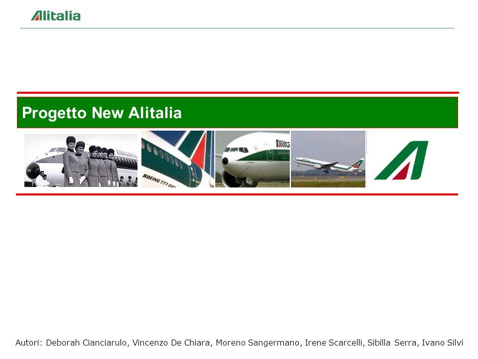 33Progetto New Alitalia.