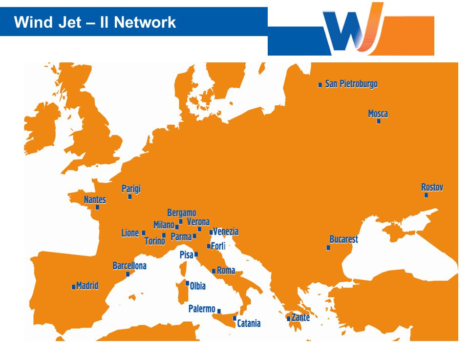 Wind Jet – Il Network Wind Jet – Il Network 2007