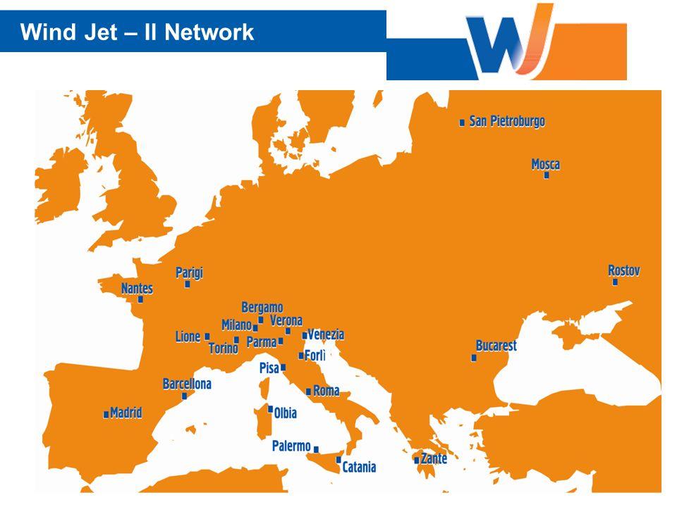 Wind Jet – Il Network Wind Jet – Il Network 2007