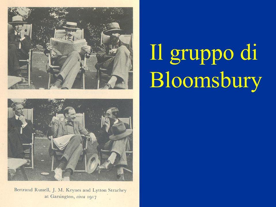 Il gruppo di Bloomsbury