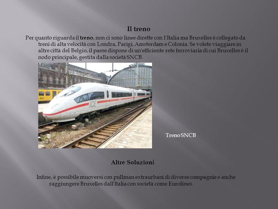 Il treno Altre Soluzioni