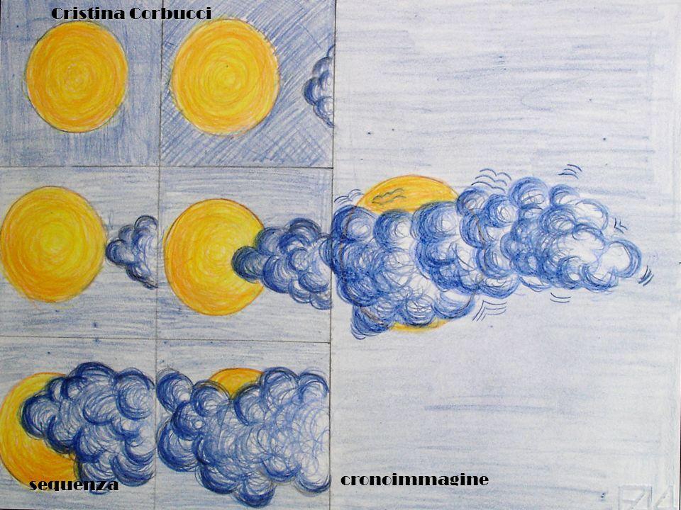 Cristina Corbucci cronoimmagine sequenza