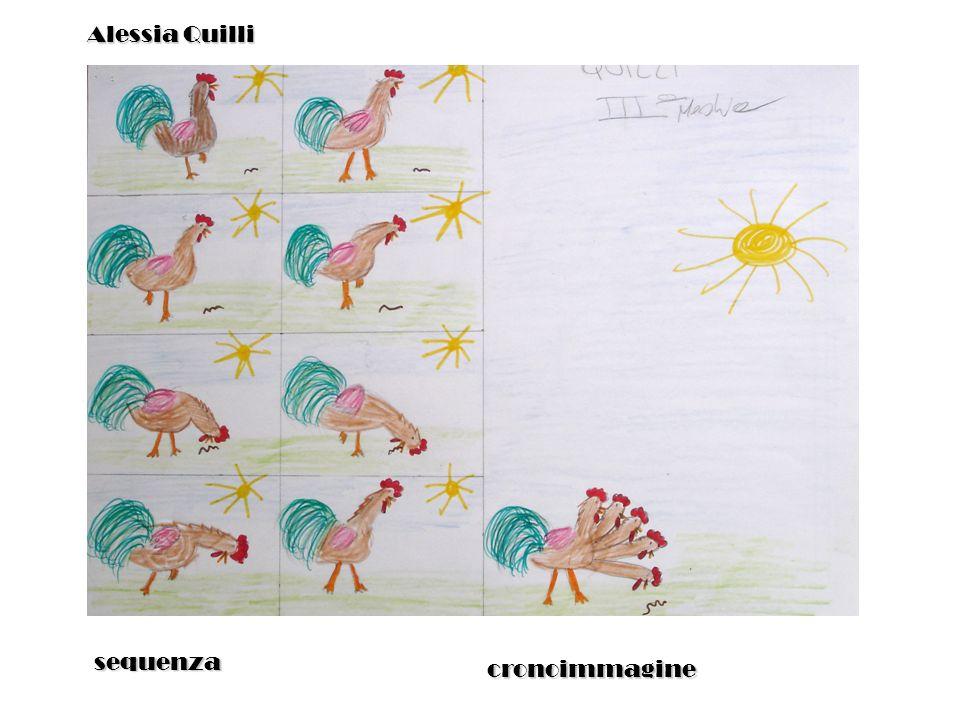 Alessia Quilli sequenza cronoimmagine