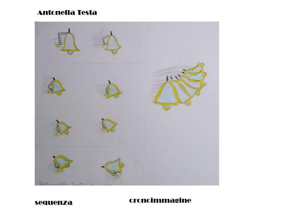 Antonella Testa cronoimmagine sequenza