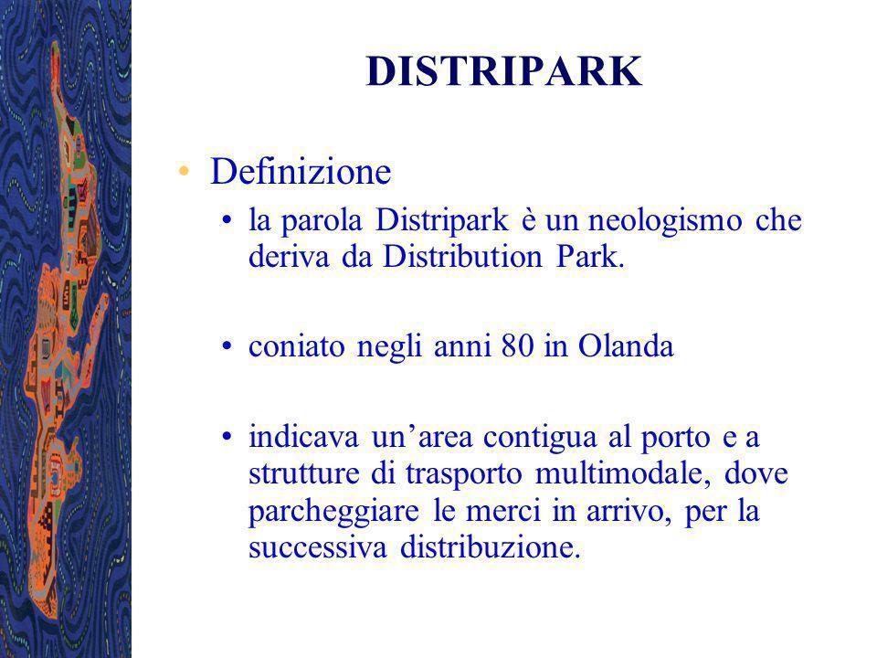 DISTRIPARK Definizione