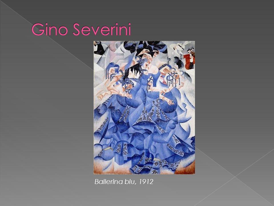 Gino Severini Ballerina blu, 1912