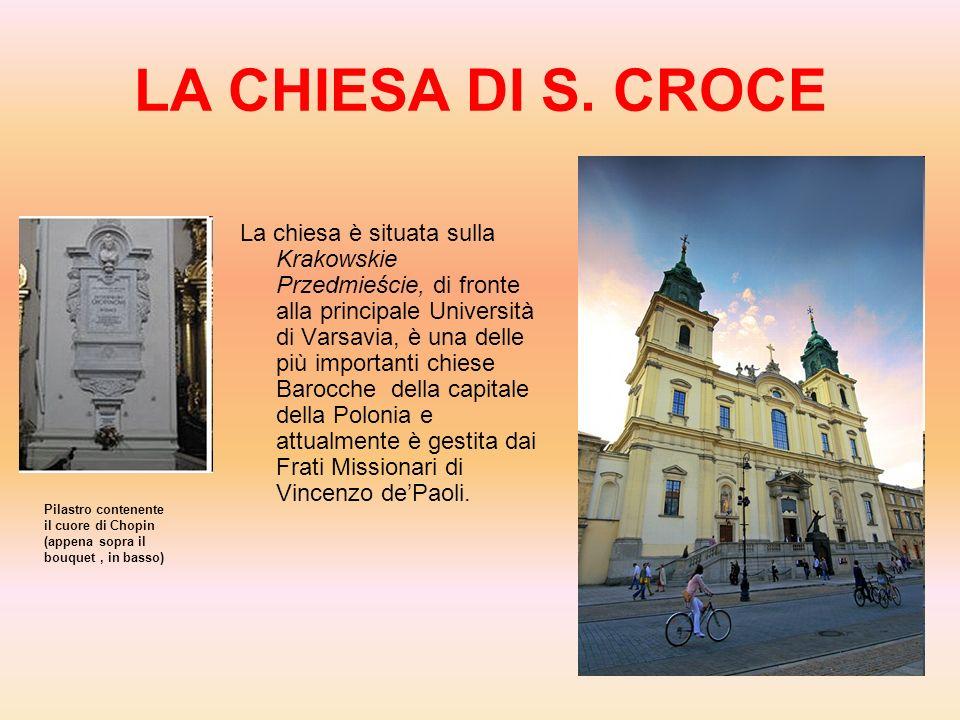 LA CHIESA DI S. CROCE