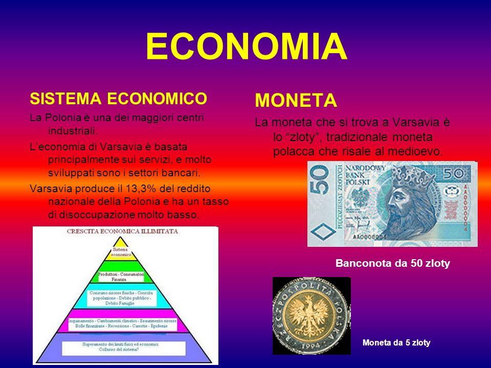 ECONOMIA MONETA SISTEMA ECONOMICO