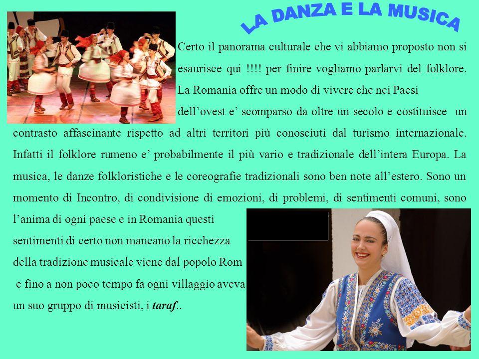 LA DANZA E LA MUSICA