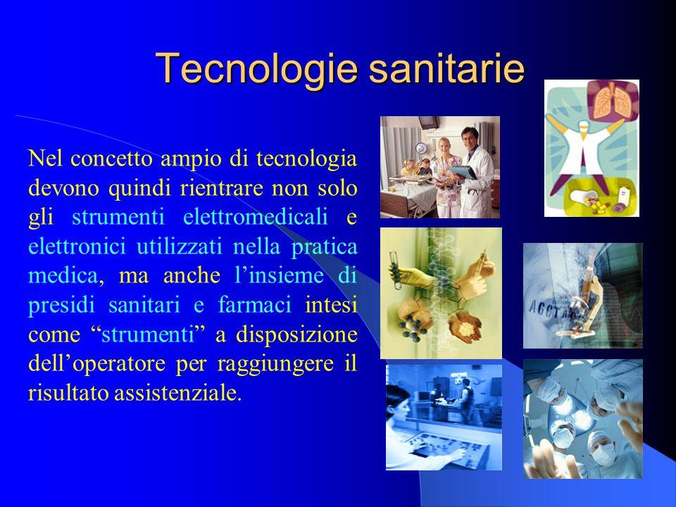 Tecnologie sanitarie