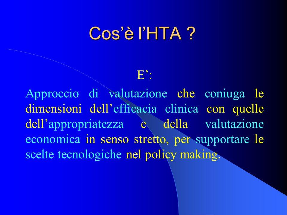 Cos'è l'HTA E':