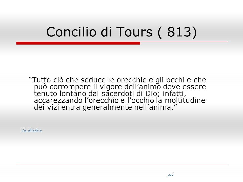 Concilio di Tours ( 813)