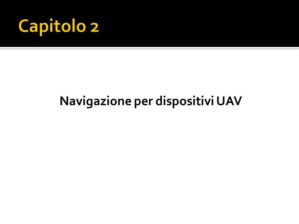 Navigazione per dispositivi UAV
