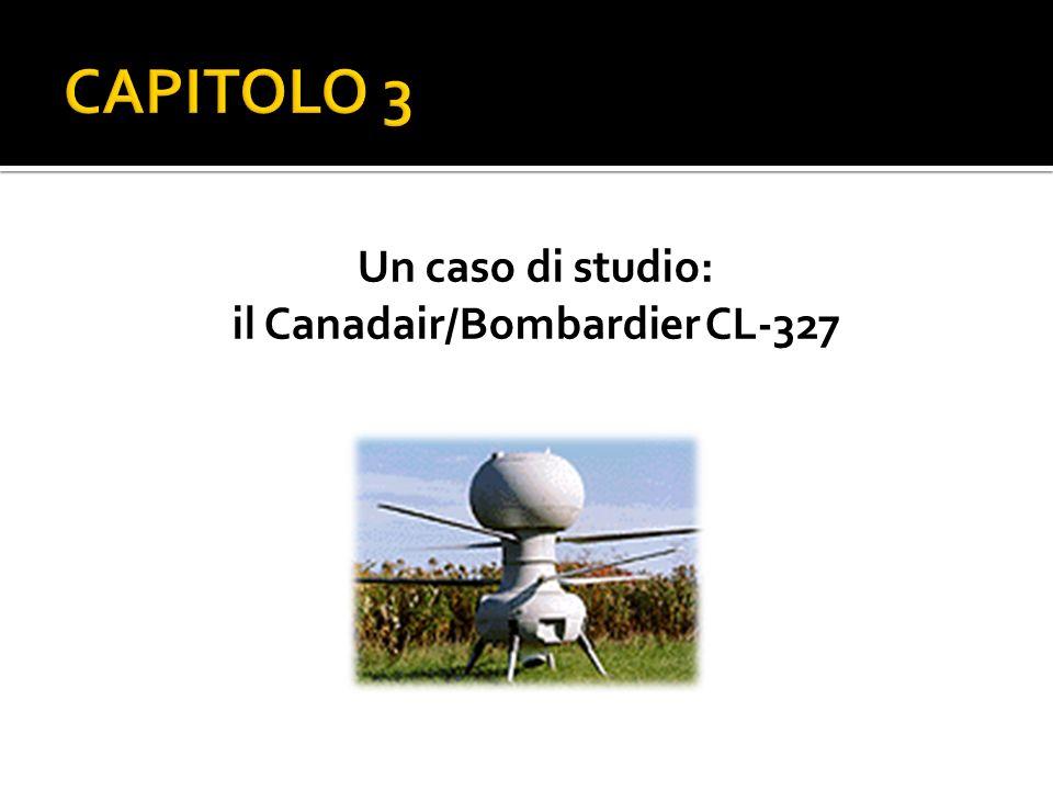 Un caso di studio: il Canadair/Bombardier CL-327