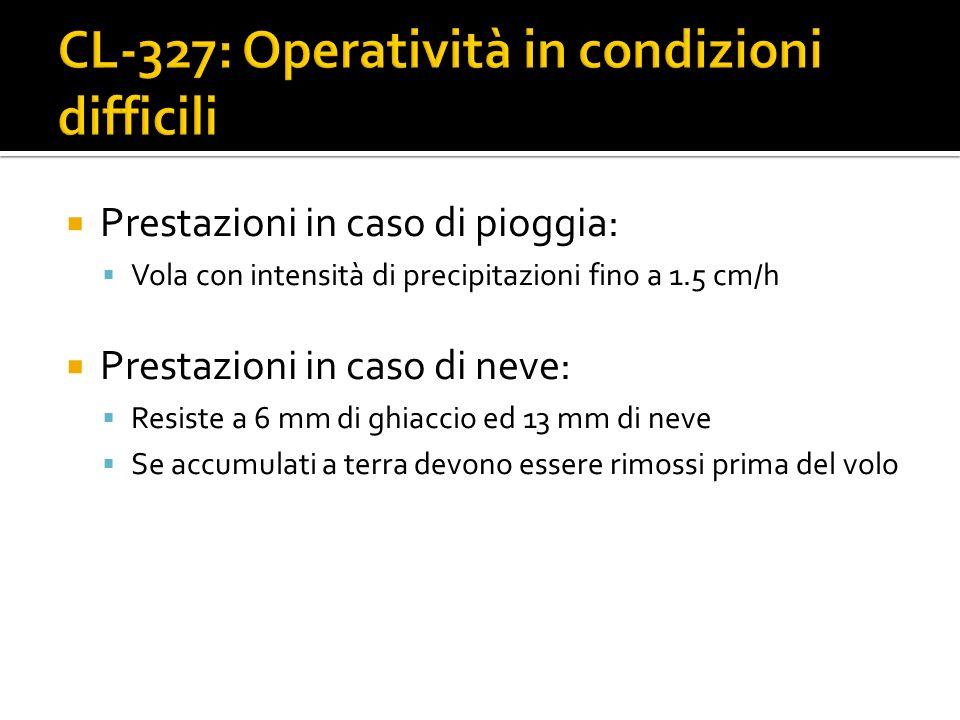 CL-327: Operatività in condizioni difficili