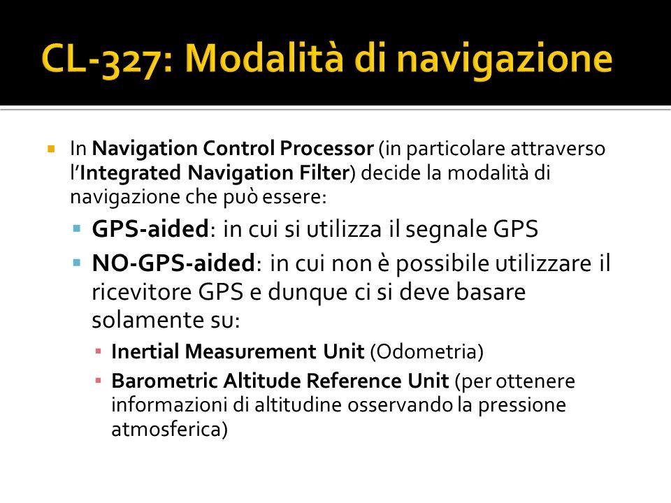 CL-327: Modalità di navigazione