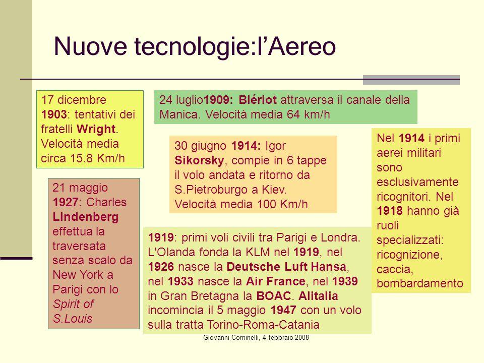 Nuove tecnologie:l'Aereo