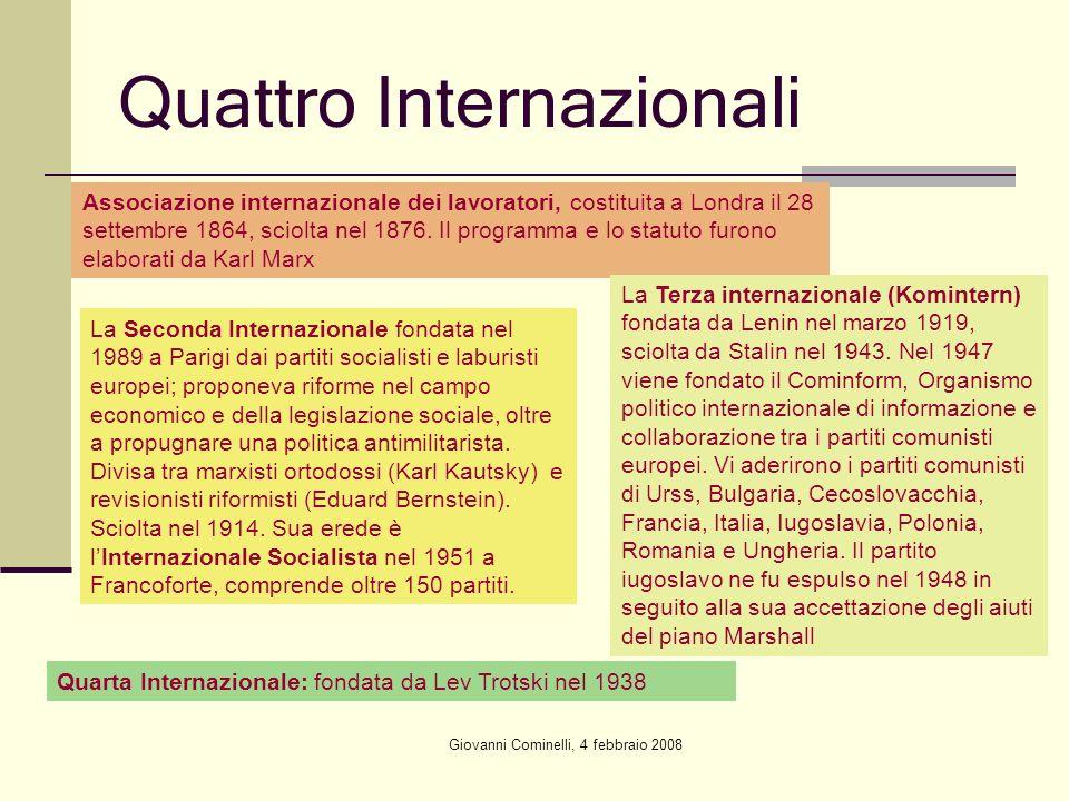 Quattro Internazionali