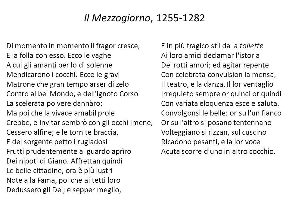 Il Mezzogiorno, 1255-1282