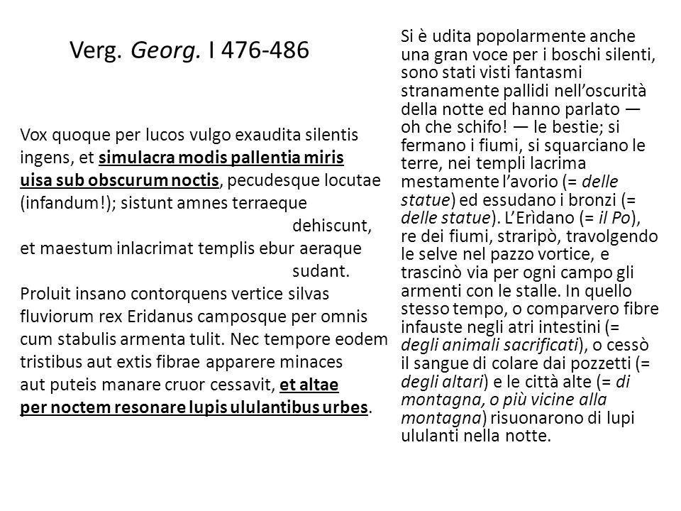 Verg. Georg. I 476-486