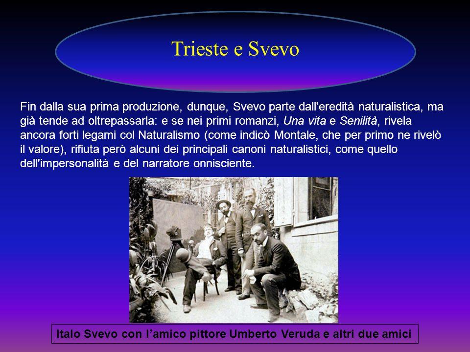 Trieste e Svevo