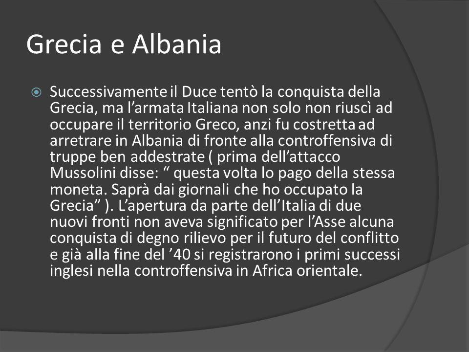 Grecia e Albania