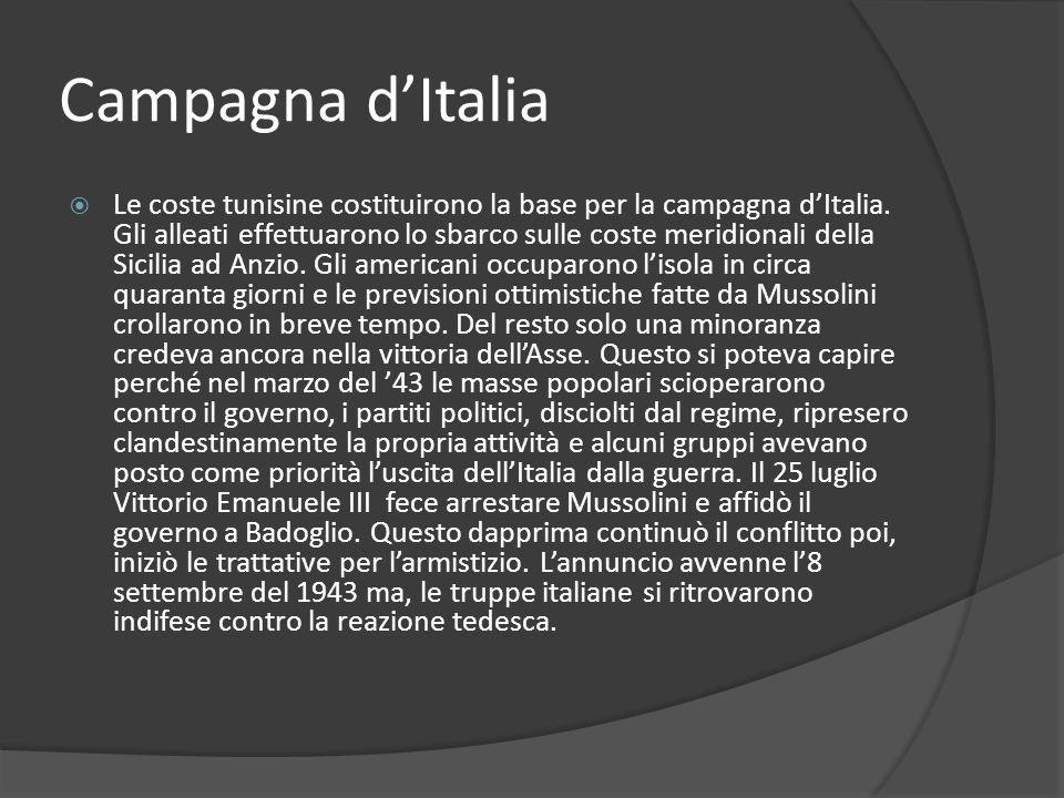 Campagna d'Italia