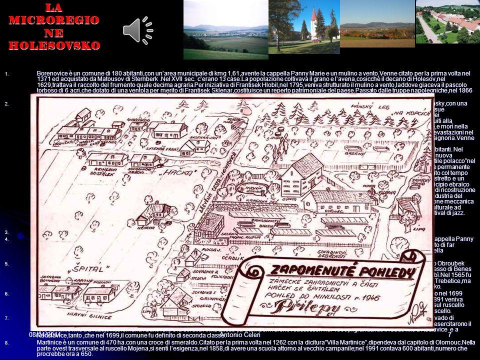 LA MICROREGIONE HOLESOVSKO