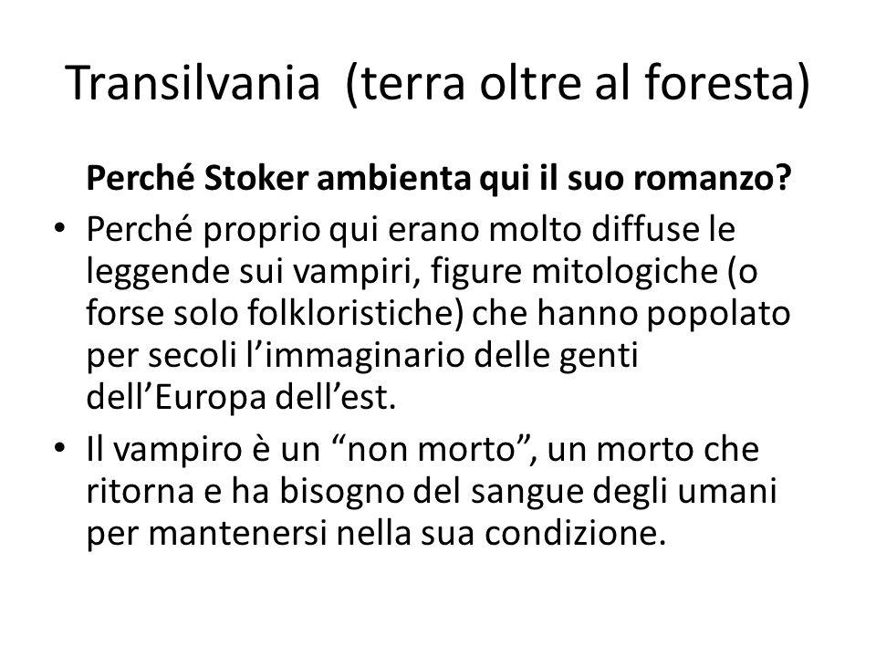 Transilvania (terra oltre al foresta)