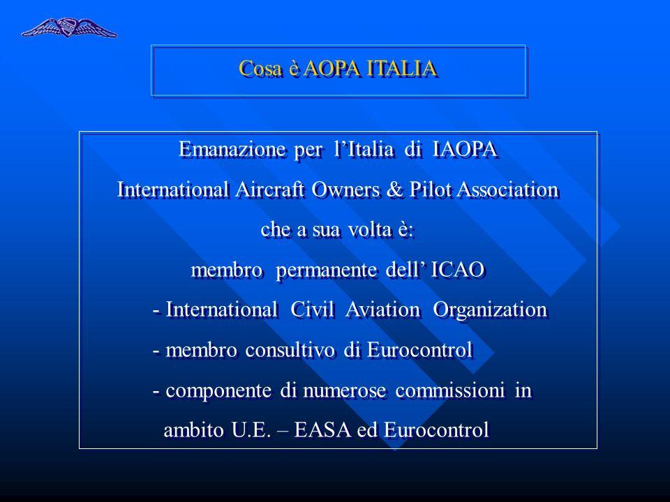 Emanazione per l'Italia di IAOPA