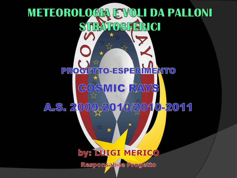 METEOROLOGIA E VOLI DA PALLONI STRATOSFERICI